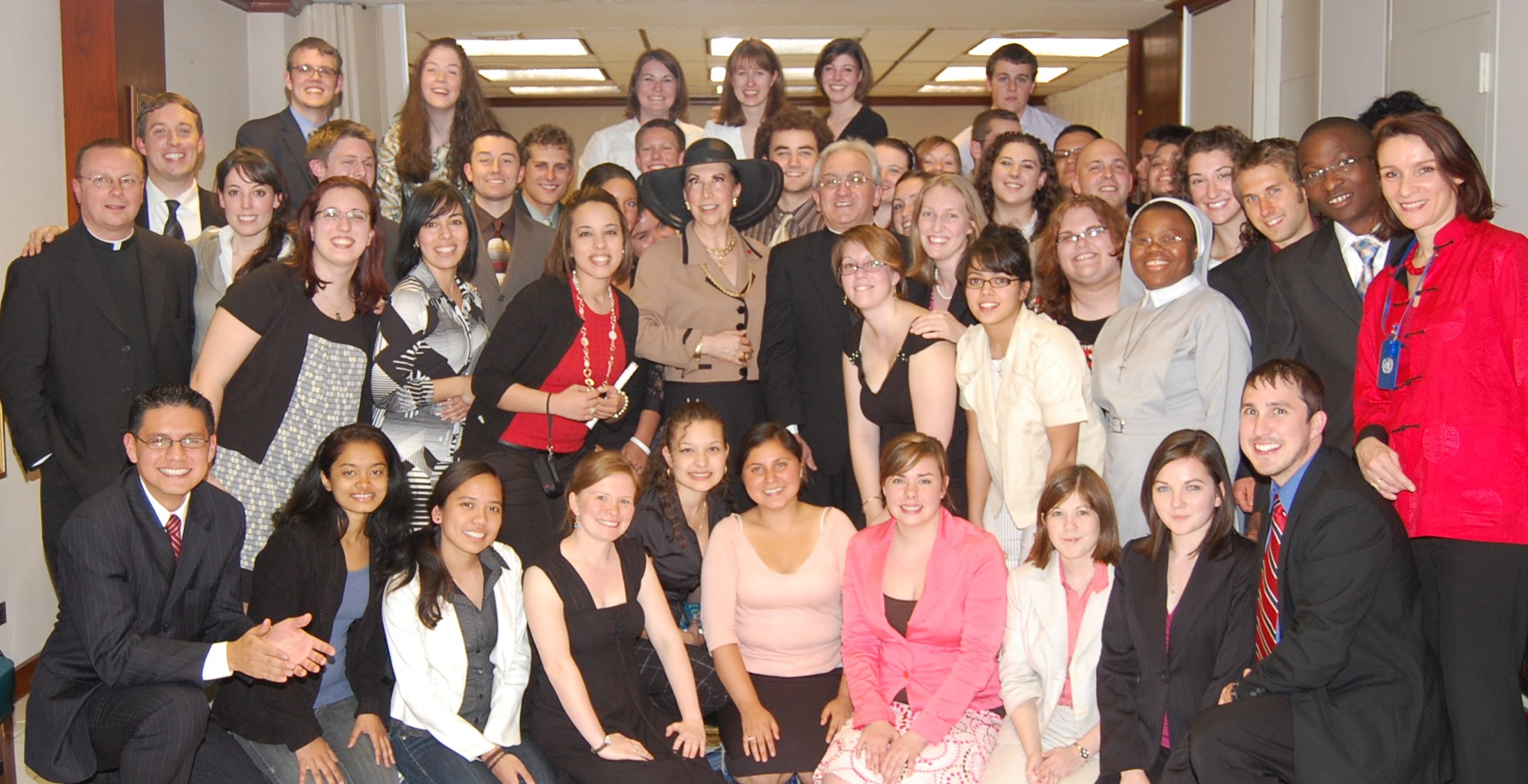 2008 CST Seminar - Group photo