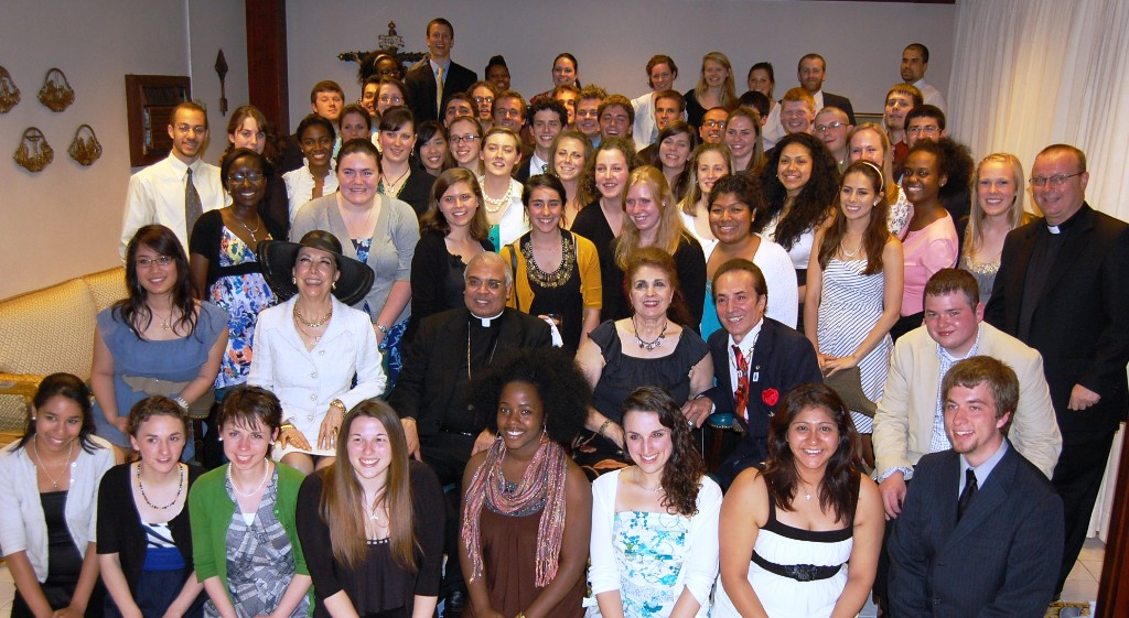 2011 CST Seminar - Group photo