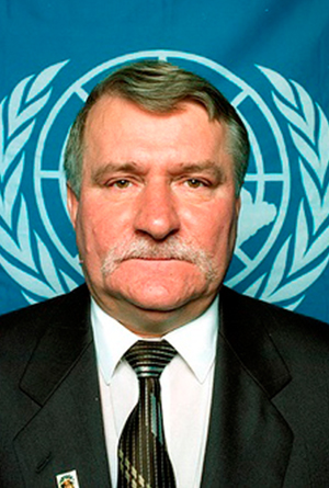 His Excellency, Mr. Lech Walesa