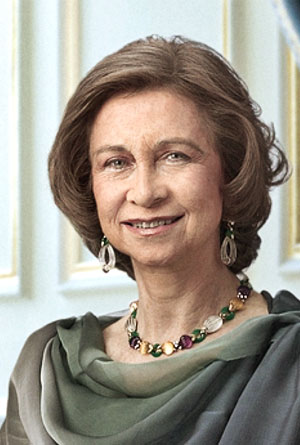 Her Majesty the Queen Sofia of Spain